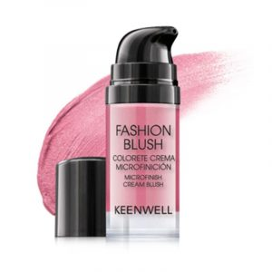 fashion blush colorete crema