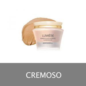 comprar maquillaje cremoso keenwell lumiere profesional