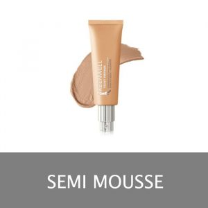 comprar maquillaje semi mousse profesional keenwell