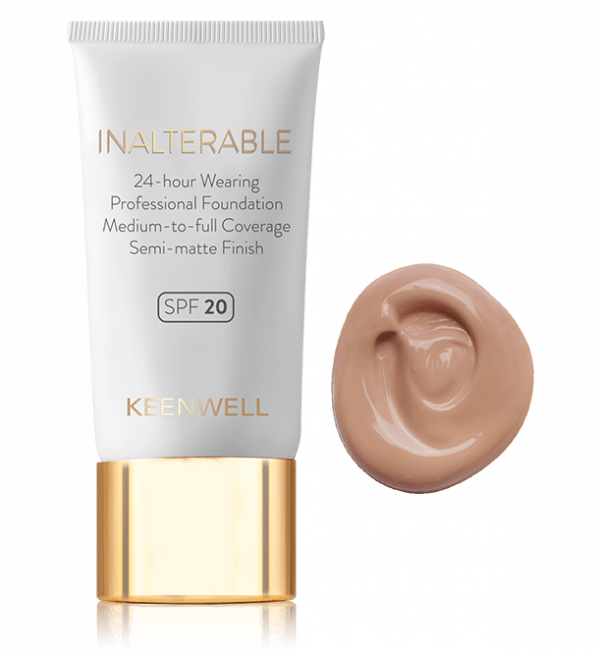 base maquillaje inalterable keenwell